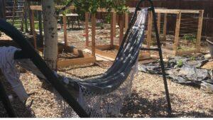 best patio hammock - backyard hammock