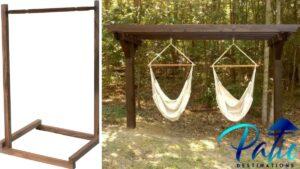 hammock chair stand
