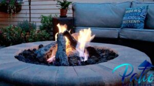best gas fire pit for heat